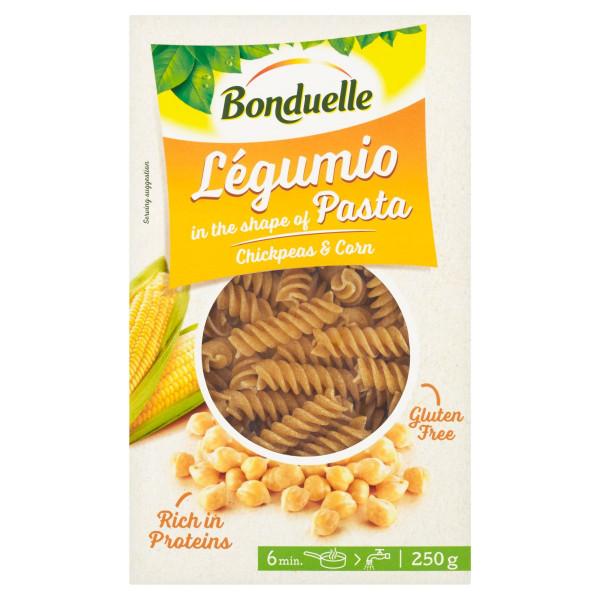 Bonduelle Légumio Fussili z cícera a kukurice 250g 1