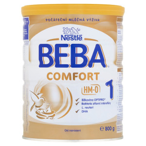 Nestlé BEBA COMFORT 1 HM-O, 800 g 7