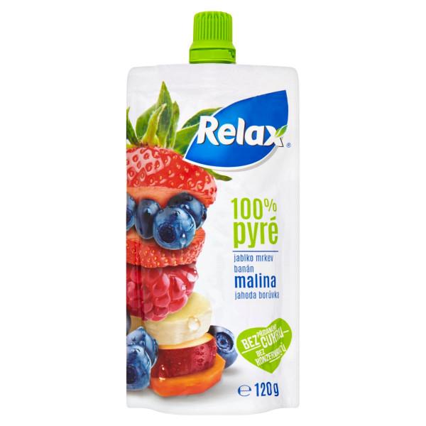 Relax 100% mix pyré Malina 120 g 1