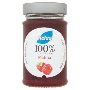 Relax Malina ovocná nátierka 220 g 3
