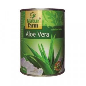 Aloe Vera kompót Natur Farm 565 g 1