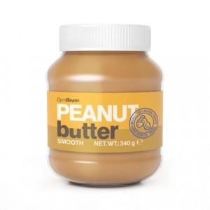 Arašidové maslo 100% jemné 340 g GymBeam 7