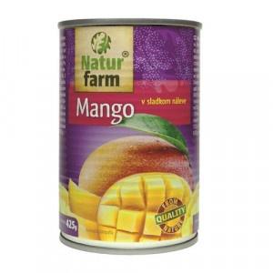 Mango v sladkom naleve kompót Natur Farm 425 g 21