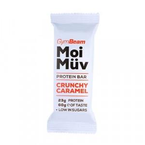 MoiMüv Proteínová tyčinka caramel 60 g Gymbeam 6