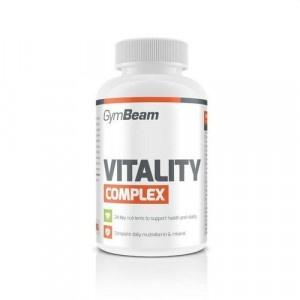 Multivitamín Vitality complex 120tab 1g GymBeam 7