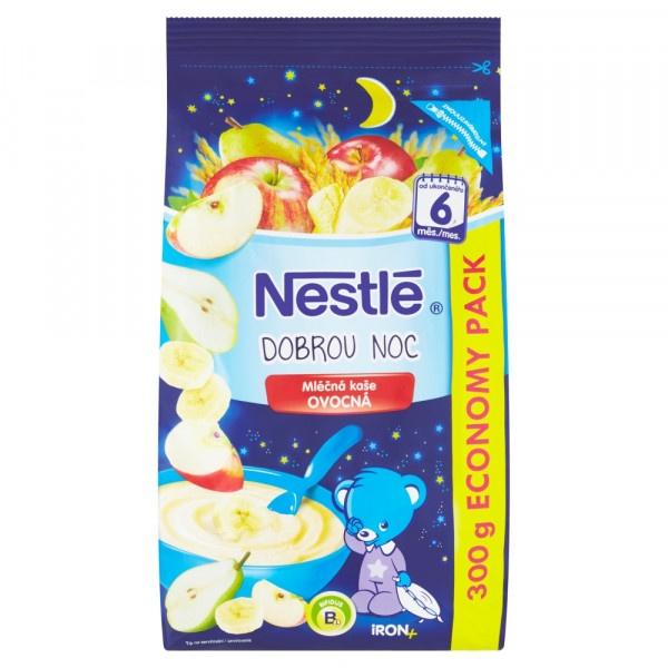 Nestlé Dobrú noc mliečna kaša ovocná 300 g 1