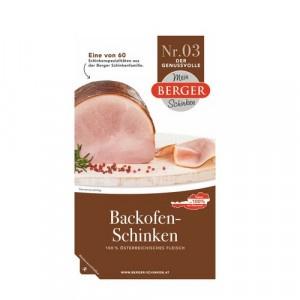 Šunka pečená krájaná 100g Berger 5
