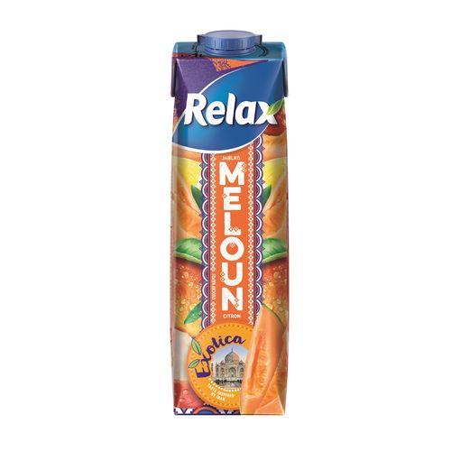 Relax Džús Exotica Melon 1 l 1