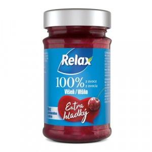 Relax Višňa ovocná nátierka 220 g 2
