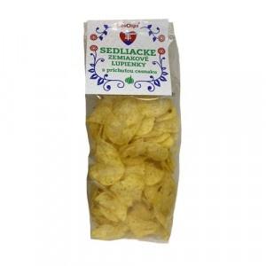 Sedliacke zemiakové lupienky cesnakové 100 g 13