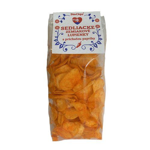 Sedliacke zemiakové lupienky paprikové 100 g 1