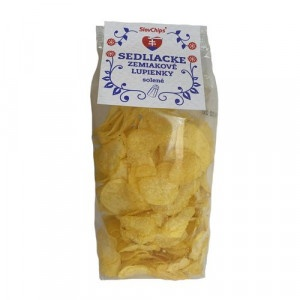 Sedliacke zemiakové lupienky solené 100 g 4