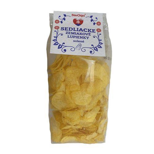 Sedliacke zemiakové lupienky solené 100 g 1