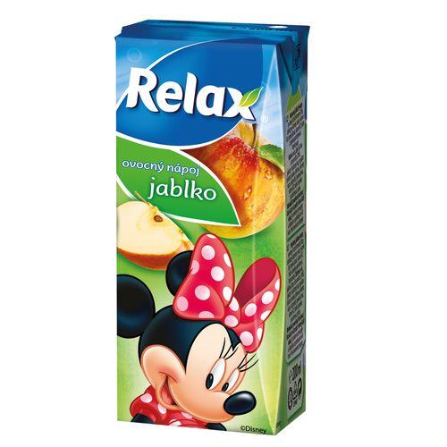 Relax Džús jabko 200 ml 1