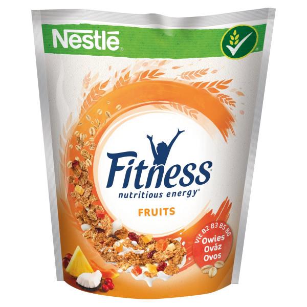 Nestlé cereálie Fitness ovocné 425 g 1