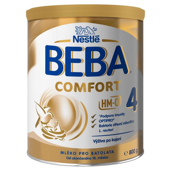 Nestlé BEBA COMFORT 4 HM-O, 800 g 1