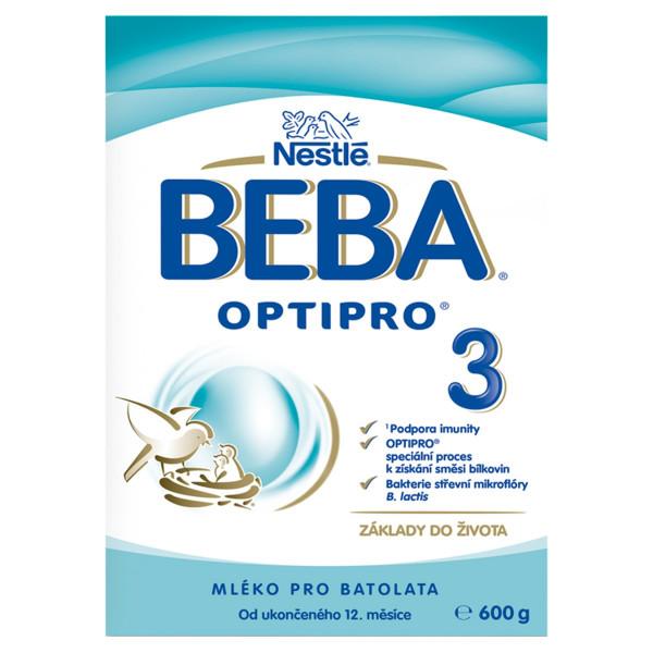Nestlé BEBA OPTIPRO® 3, 600 g 1