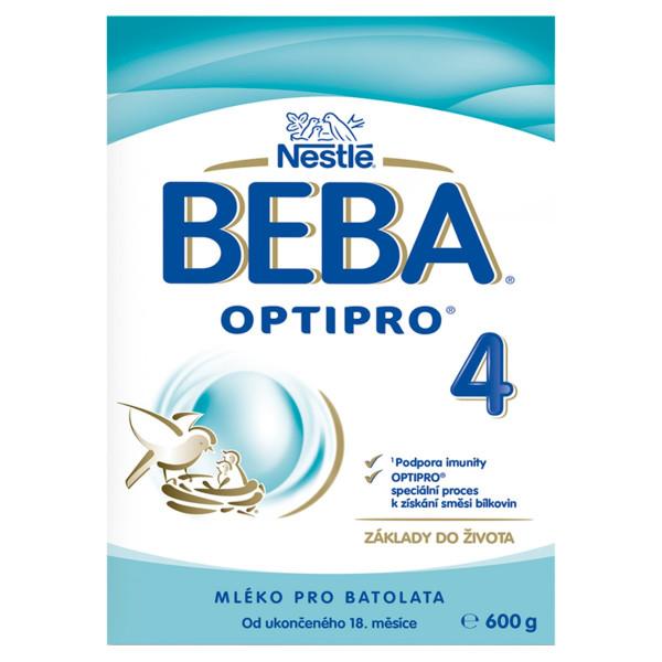 Nestlé BEBA OPTIPRO® 4, 600 g 1
