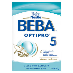Nestlé BEBA OPTIPRO® 5, 600 g (2x300 g) 5
