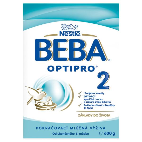 Nestlé BEBA OPTIPRO® 2, 600 g (2x300 g) 1