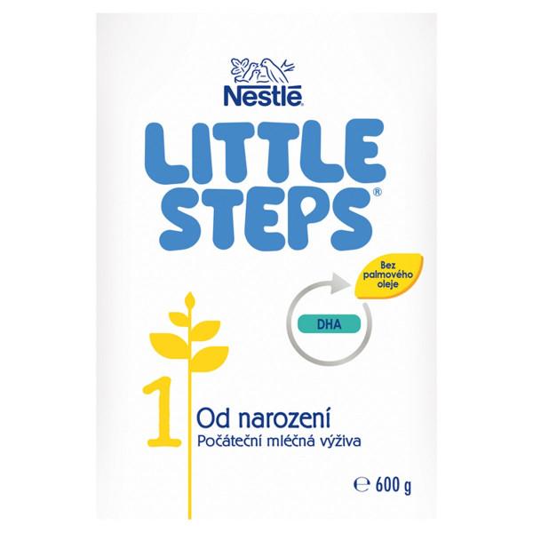 Nestlé LITTLE STEPS 1, počiatočná ml. výživa 600 g 1