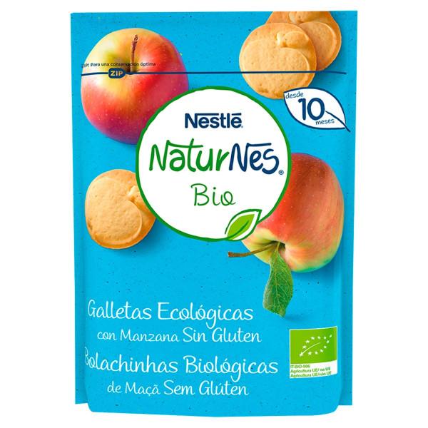 Nestlé NaturNes BIO Jablkové sušienky 150 g 1
