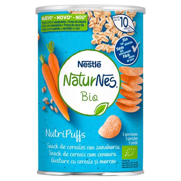 Nestlé NaturNes BIO chrumky mrkvové 35 g 1