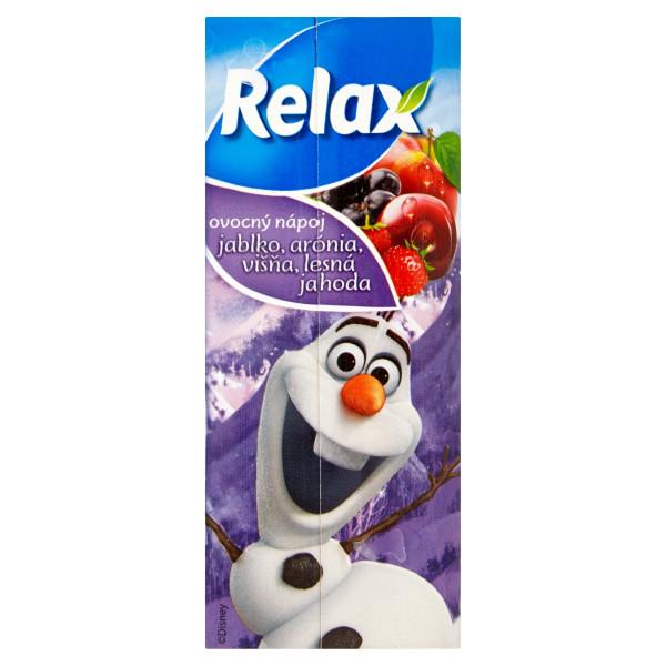 Relax Džús Frozen ovocný mix 200 ml 1