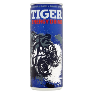 Tiger Energetický nápoj 250 ml 6