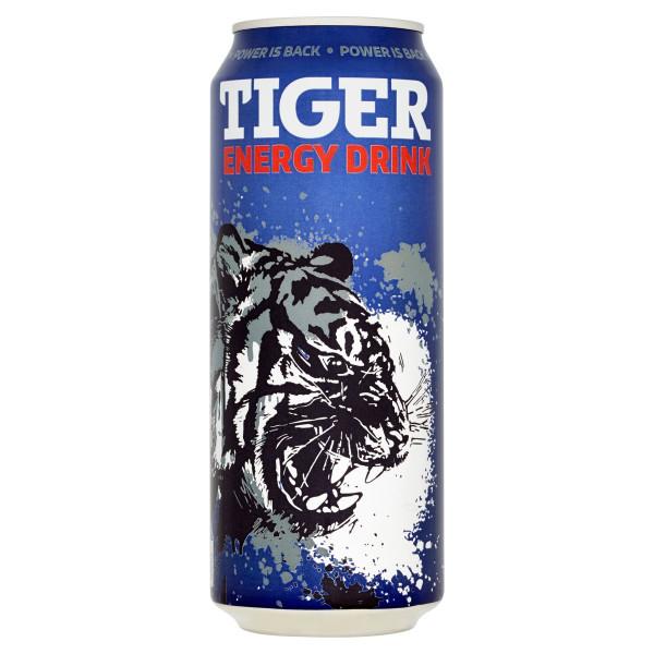 Tiger Energetický nápoj 500 ml 1