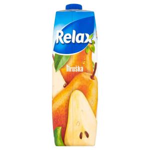Relax Džús Hruška 1 l 23