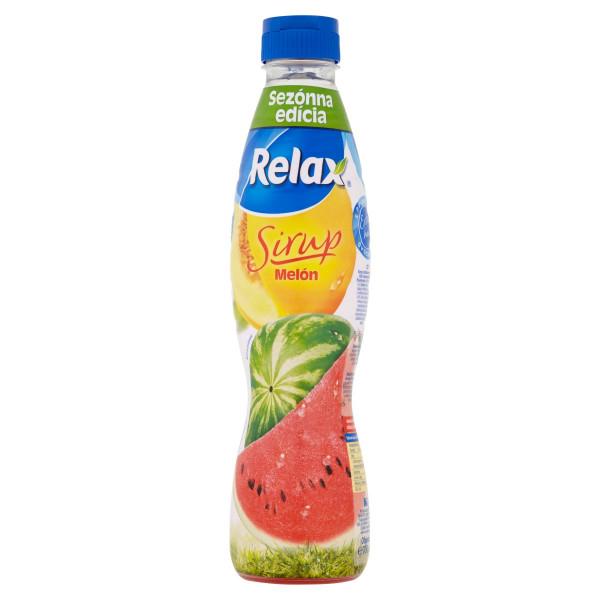Relax Sirup melón 700 ml 1