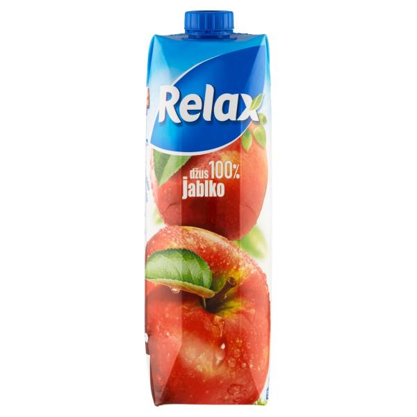 Relax Džús 100% jablko 1 l 1