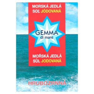 Soľ morská HRUBOZRNNÁ GEMA DI MARE 1kg 4