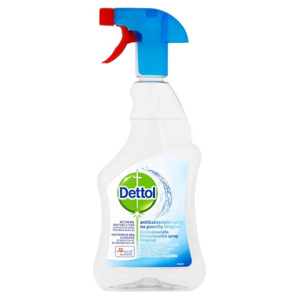 Dettol antibakteriálny sprej na povrchy 500 ml 1