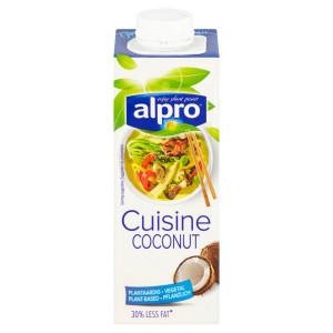 Smotana na varenie kokosová ALPRO 250ml 23