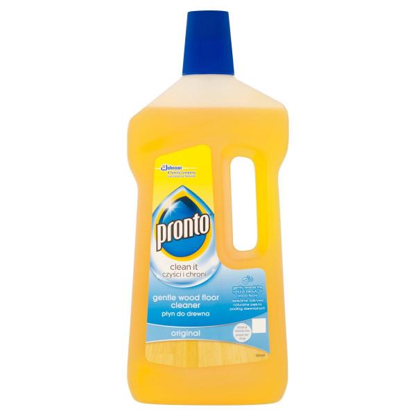 Pronto Clean It čistič na drevenú podlahu 750 ml 1