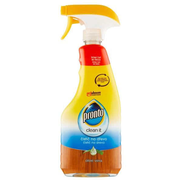 Pronto Clean It Aloe Vera čistič na drevo 500 ml 1