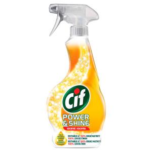 Cif Power & Shine Kuchyňa čistiaci sprej 500 ml 7