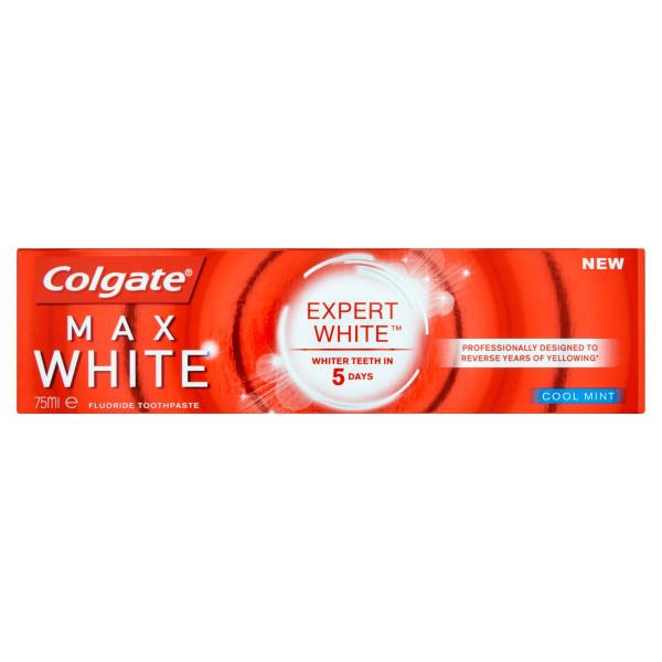 Colgate Max White Expert White  zubná pasta 75 ml 1