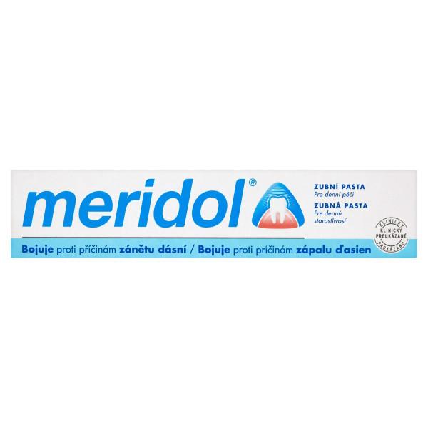 meridol zubná pasta pre dennú starostlivosť 75 ml 1