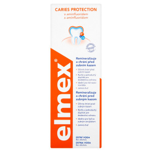 elmex Caries Protection ústna voda 400 ml 1