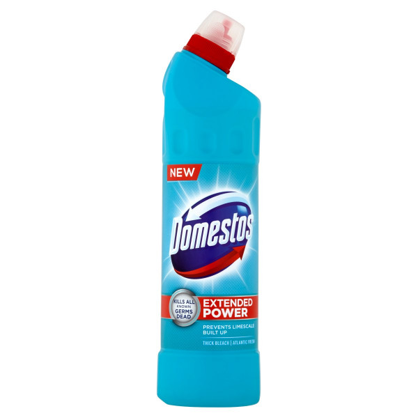 Domestos WC gel Extended Power Atlantic 750 ml 1