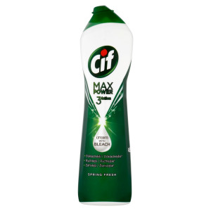 Cif Max Power Spring Fresh krém 450 ml 14