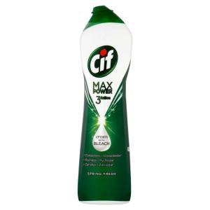 Cif Max Power Spring Fresh krém 450 ml 2