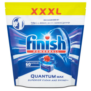 Finish Powerball Quantum Max Tablety 60 ks 930 g 6