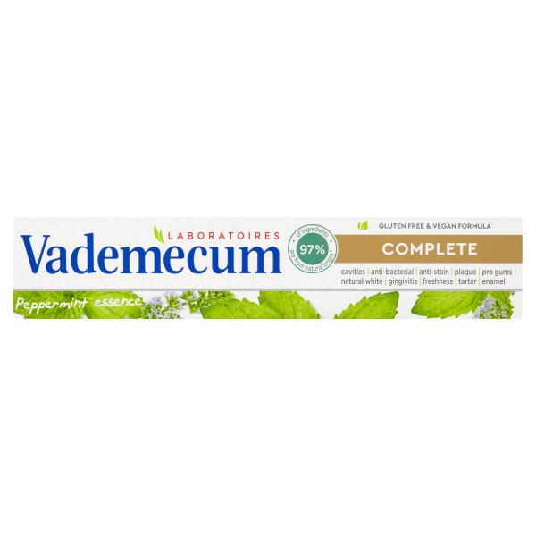Vademecum Complete Vegan formula zubná pasta 75 ml 1