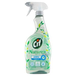 Cif Nature's Recipe Kúpelňa čistiaci sprej 750 ml 5