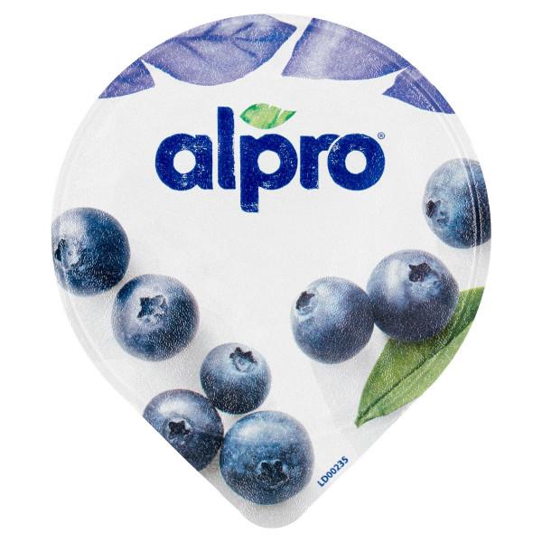 Jogurt sójový čučoriedka ALPRO 150g 1