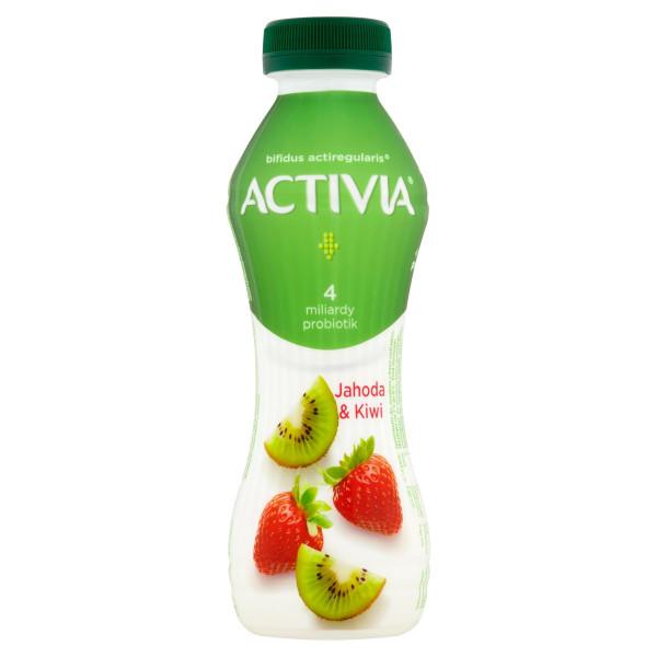 Activia jogur. nápoj jahoda-kiwi DANONE 310g 1